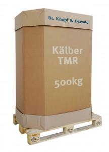 Dr. Knopf & Oswald GmbH - TMR - Totale Mischration für beste Kälberentwicklung im Großkarton