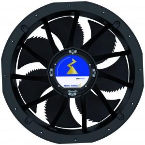Ventilatoren von Ziehl-Abegg - Vertrieb Dr. Knopf & Oswald GmbH