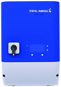 Frequenzumrichter Ziehl-Abegg. Vertrieb Dr. Knopf & Oswald GmbH