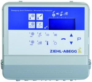 Lüftungsregler Ziehl-Abegg. Vertrieb Dr. Knopf & Oswald GmbH