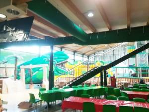 Indoor Spielplatz - CAT 3000 Frischluft Belüftung von Dr. Knopf & Oswald GmbH